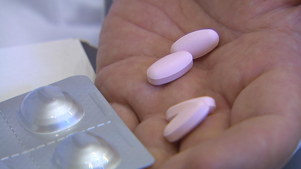 Prášky na léčbu rakoviny kůže