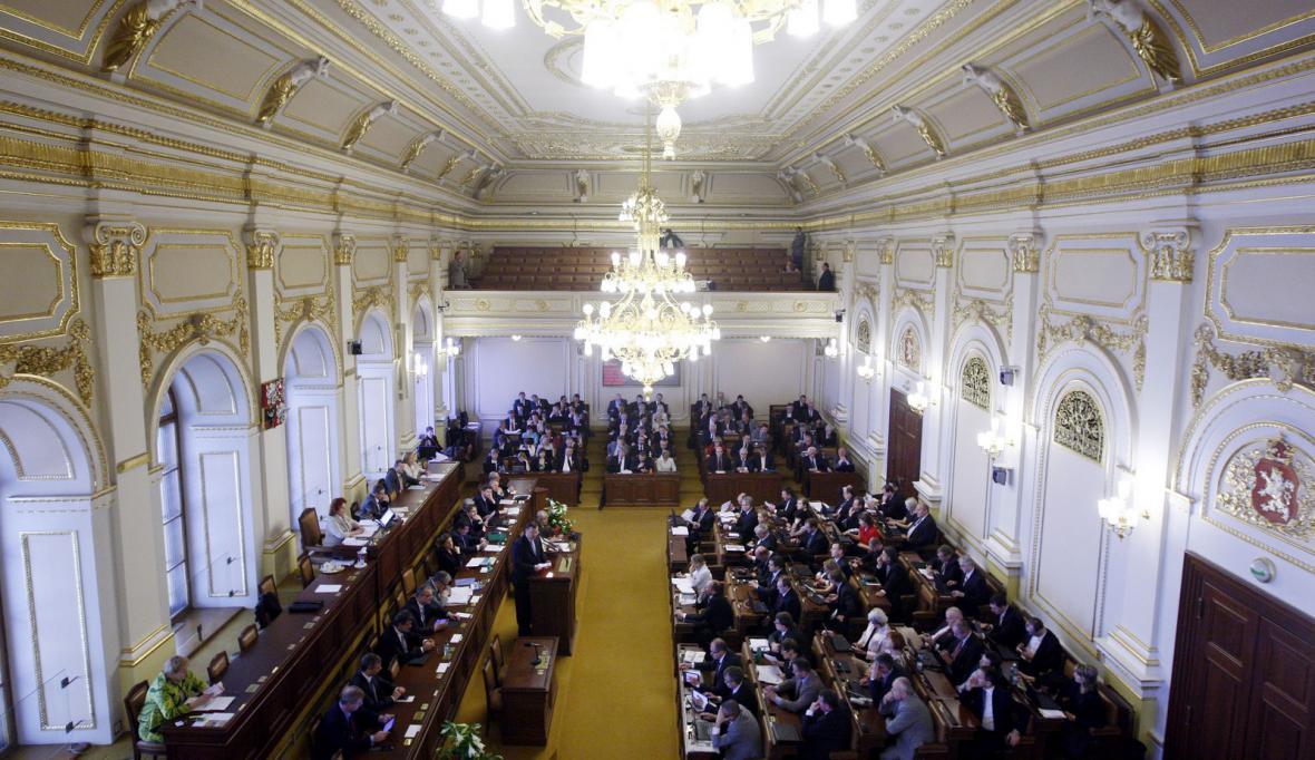 Hlasování Poslanecké sněmovny
