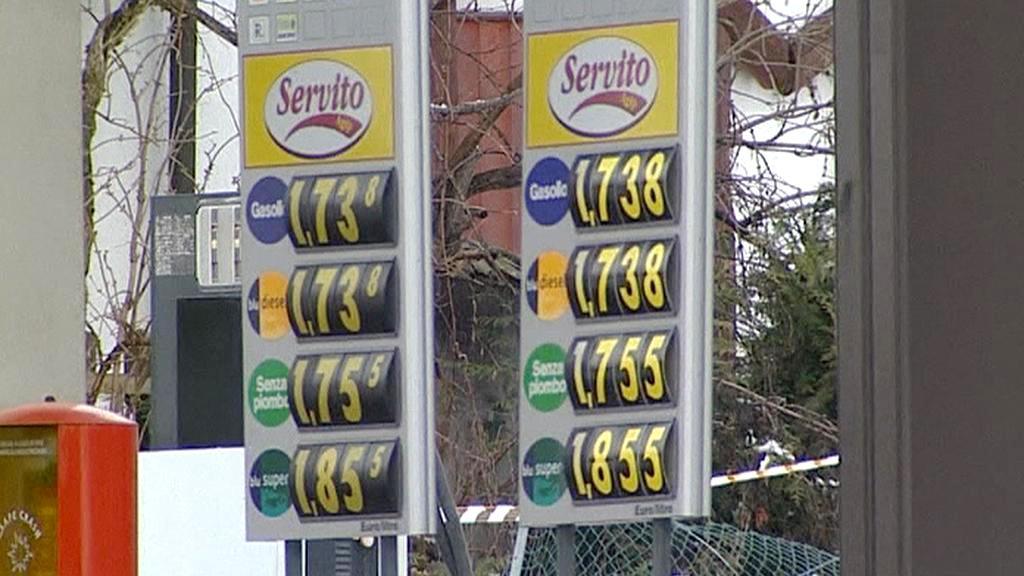 Italská benzinka