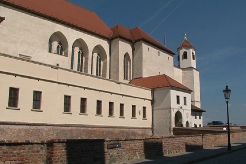 Hrad Špilberk po rekonstrukci