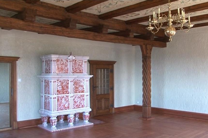 Historický salónek na Špilberku