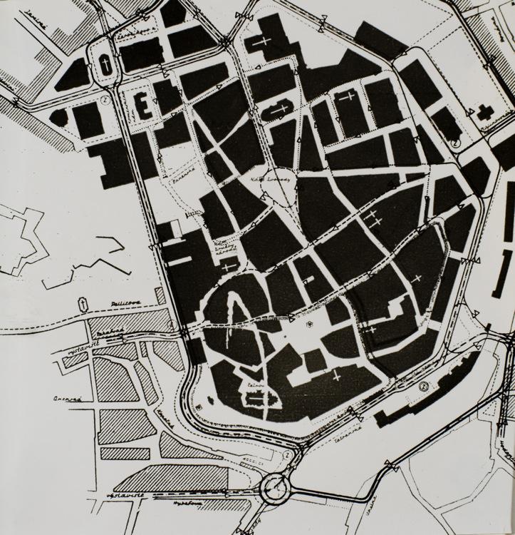 Asanace centra města