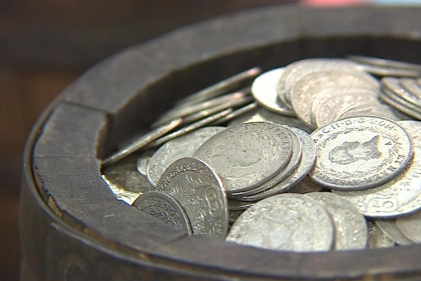 Mince ze svitavského pokladu