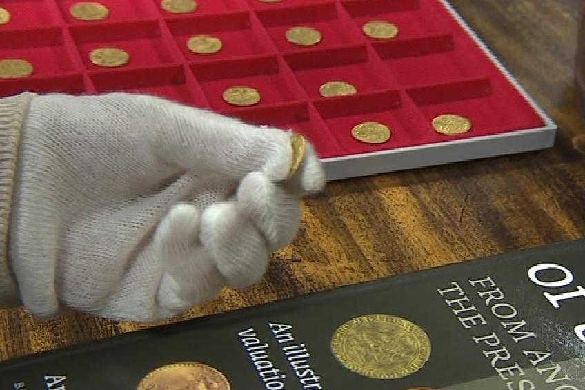 Numismatická expozice v Brně je dočasně zavřená