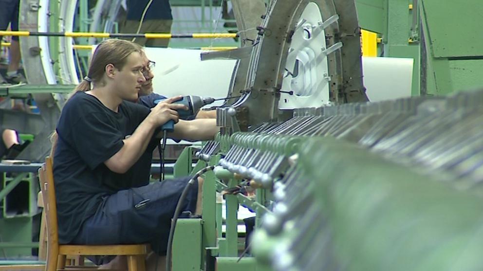 Aircraft Industries zaměstnává téměř tisíc lidí