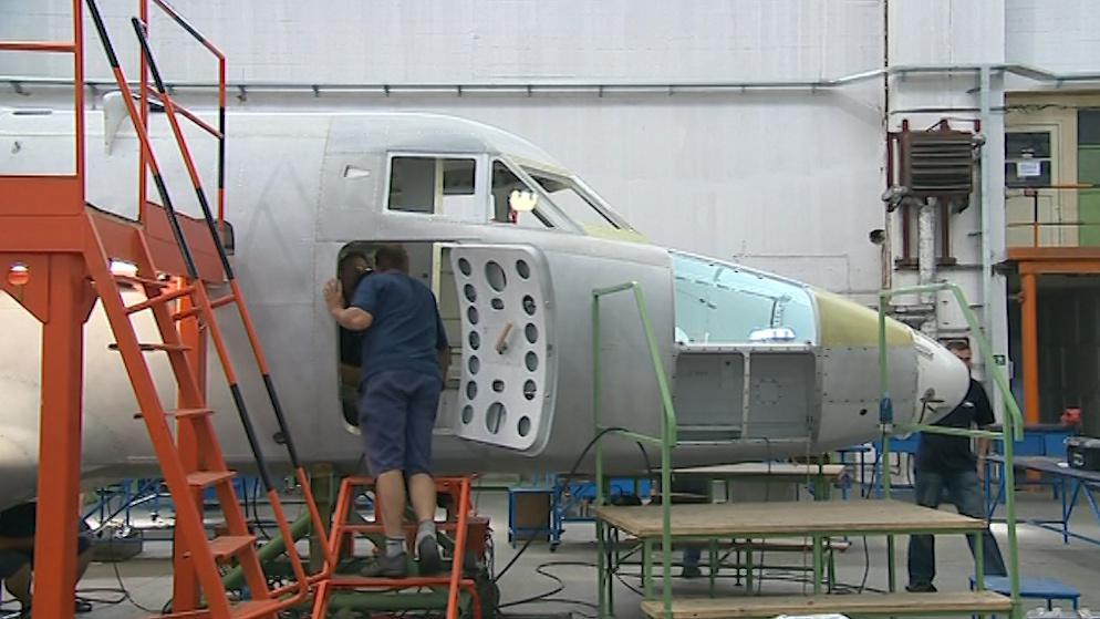 Letecký průmysl má v Kunovicích dlouhou tradici