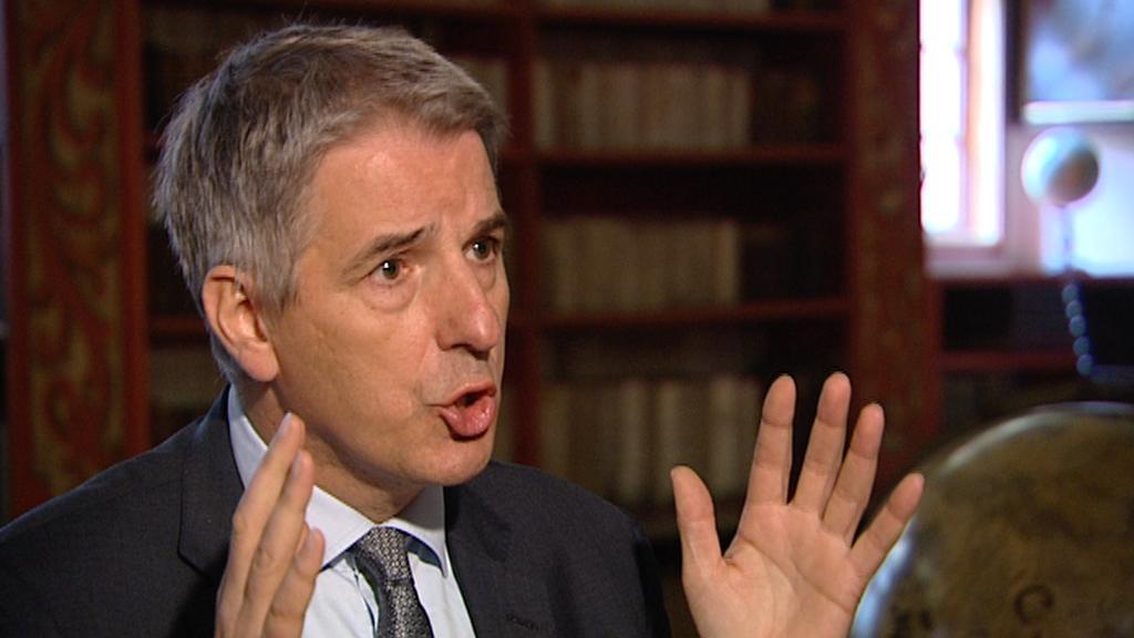 Hlavní ekonom bankovní skupiny Unicredit Eric Nielsen