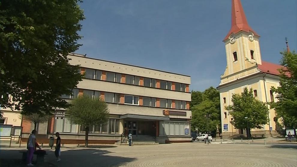 Podhoran je v centru Bystřice pod Hostýnem