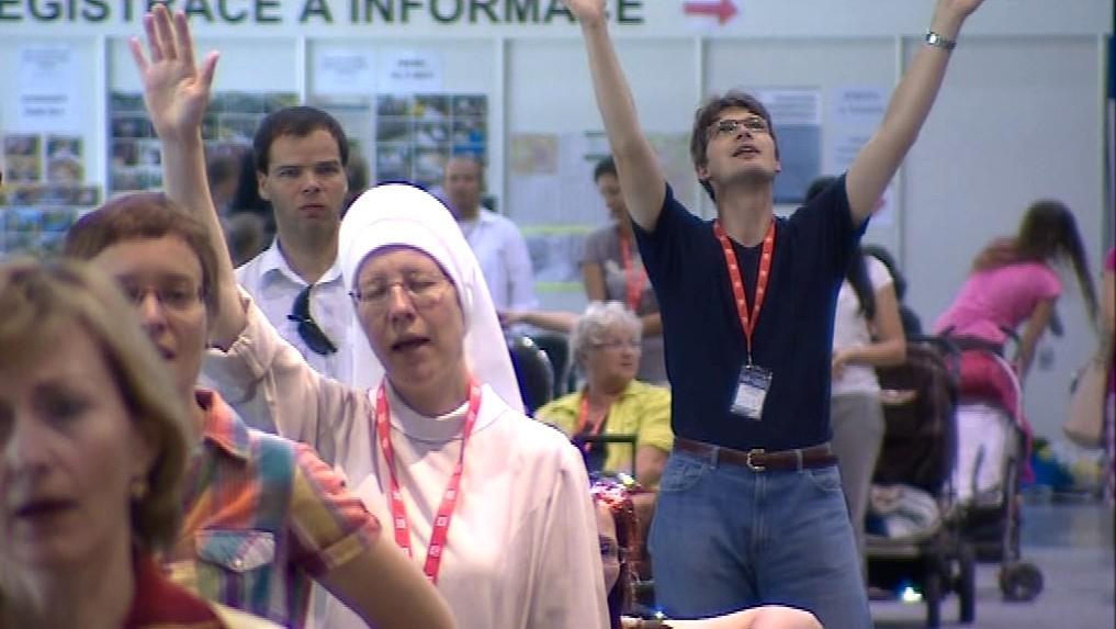 Charismatická konference v Brně