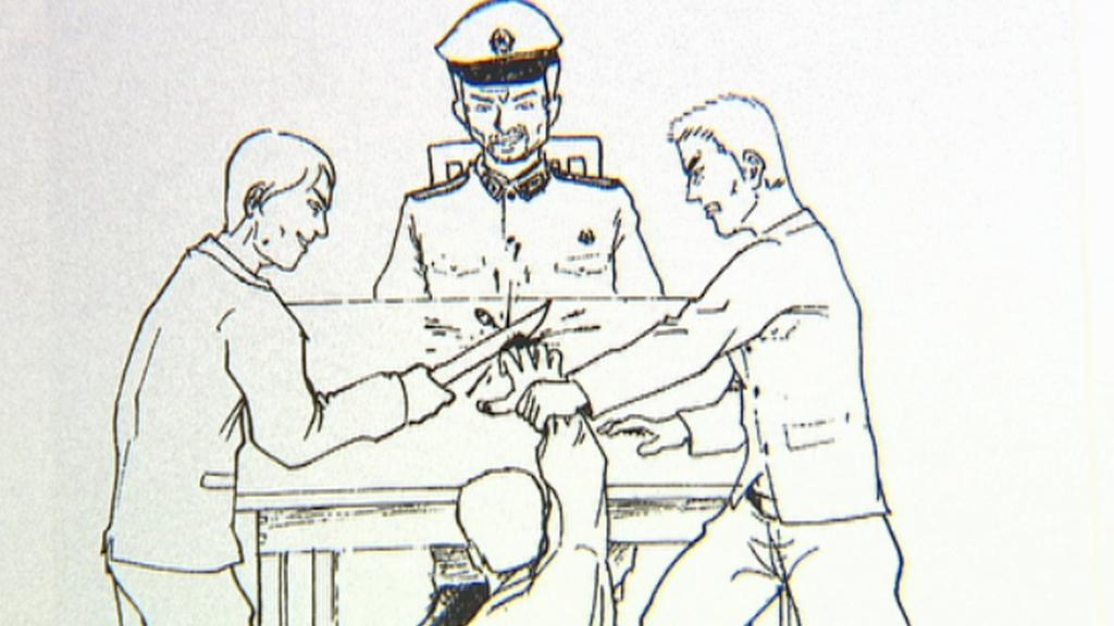 Kresba Sin Tong-hjoka