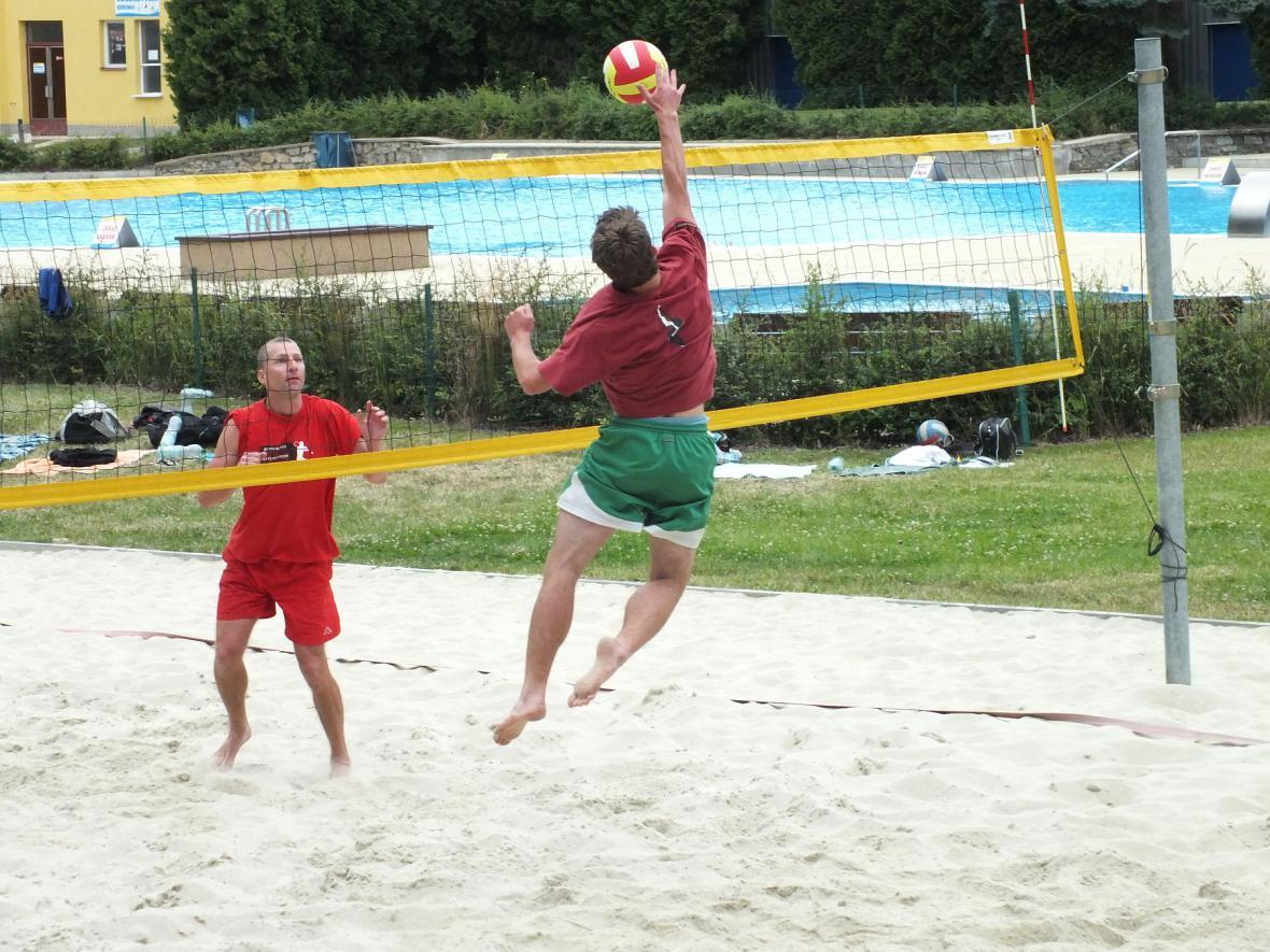 Plážový volejbal - Boskovice