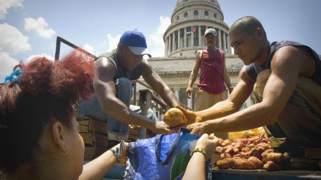 Kubánský trh