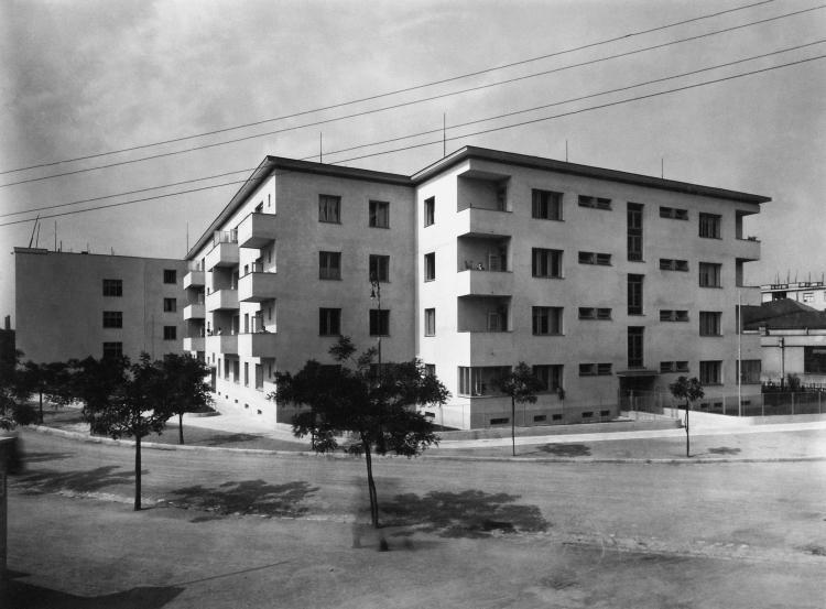 Domy pro chudé města Brna