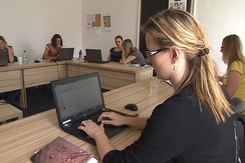 Centrum pro ženy na mateřské připravilo několik kurzů