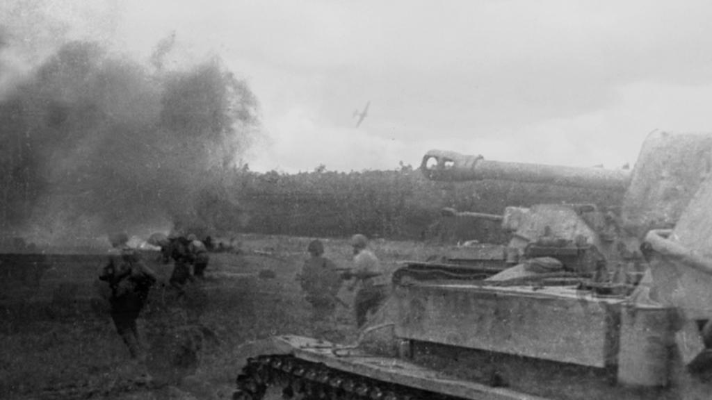 Bitva u Kurského oblouku