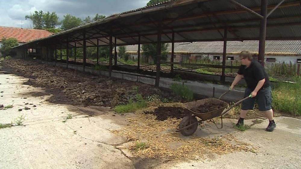 Zájem o vermikompost mají především bio zemědělci