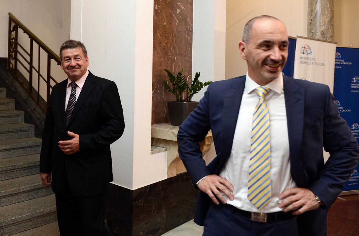 Jiří Cienciala vystřídal na ministerstvu Martina Kubu