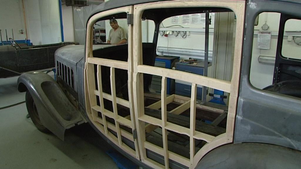 Obnova autoveteránů