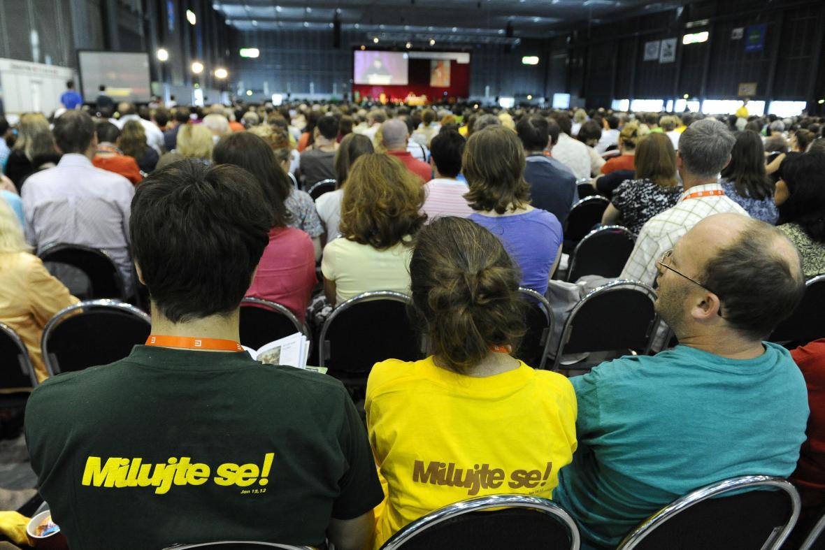Charismatici usilují o oživení křesťanské víry