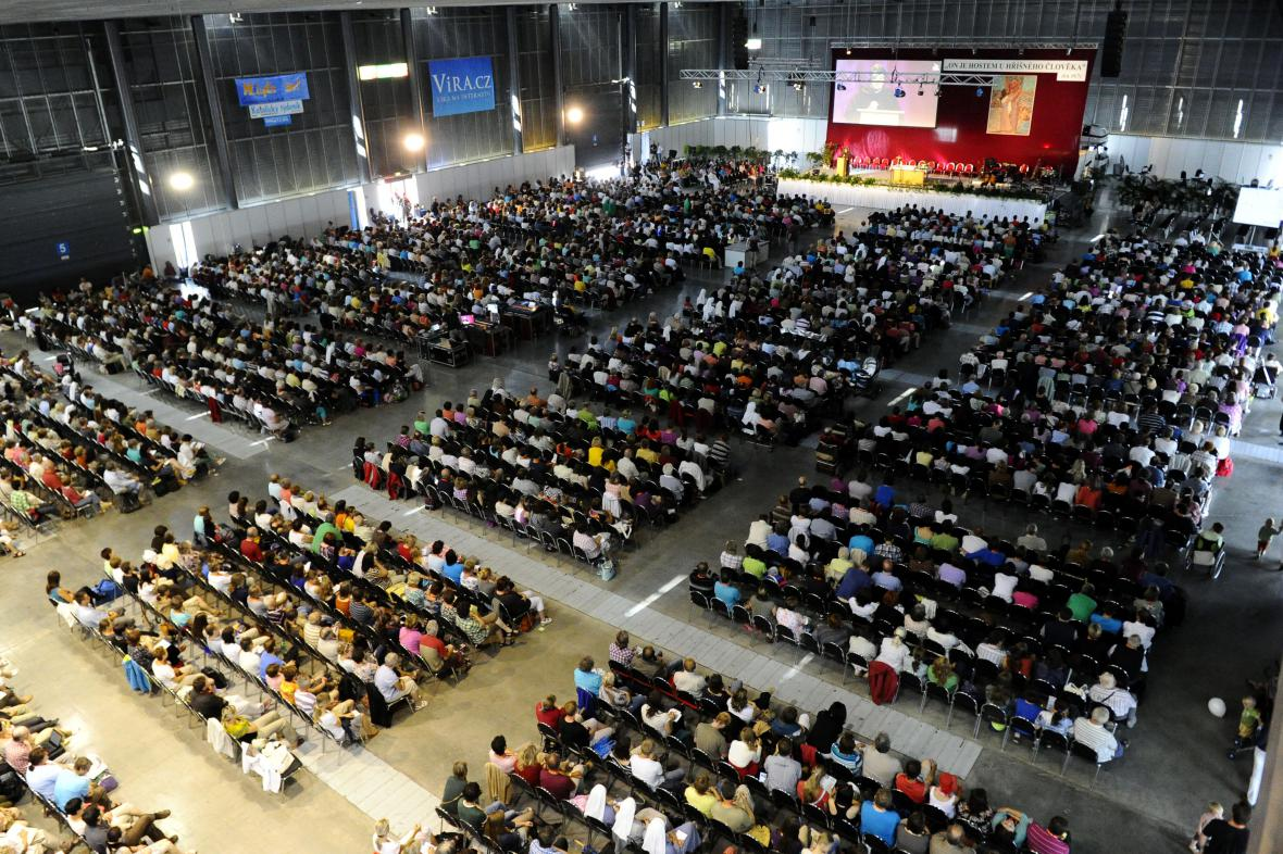 Organizátoři očekávají přes šest tisíc účastníků