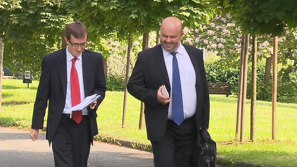 Martin Pecina přichází na vládu