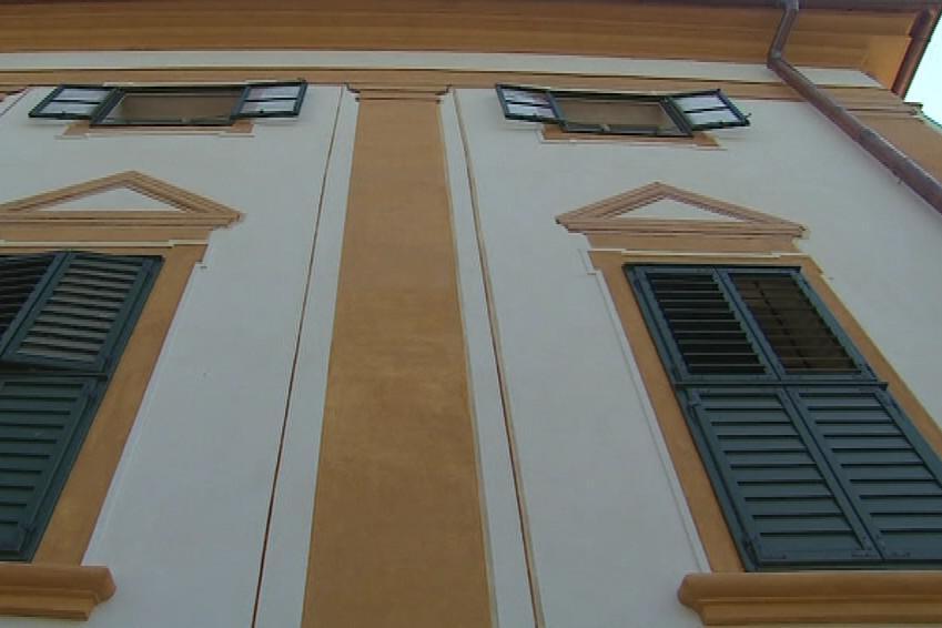 Památkáři zrekonstruovali barokní fasády