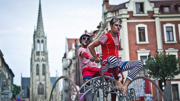 Colours of Ostrava / Festival v ulicích