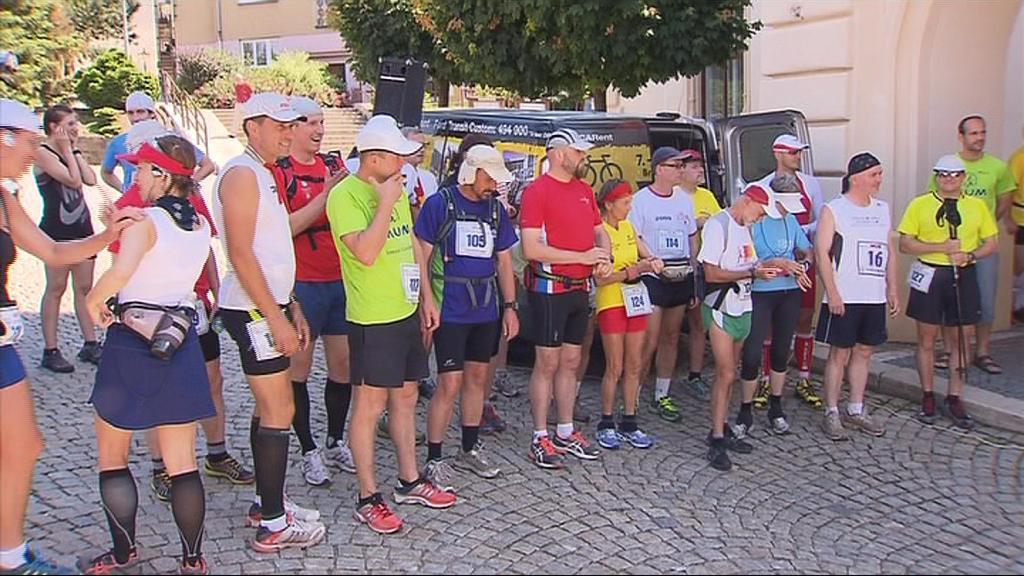 Letošního ročníku se zúčastnil rekordní počet běžců