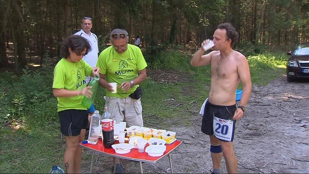 Vytrvalci v Moravském ultramaratonu zdolají 301 kilometrů