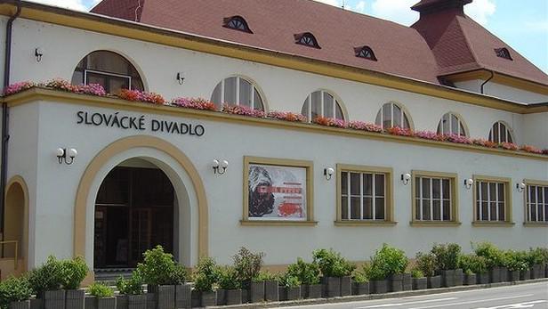 Slovácké divadlo v Uherském Hradišti