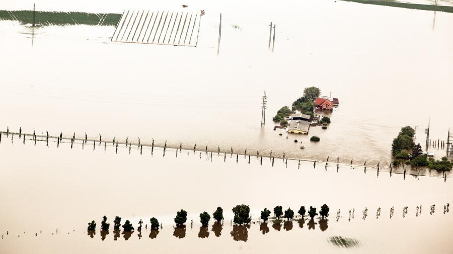 Povodně - den pátý