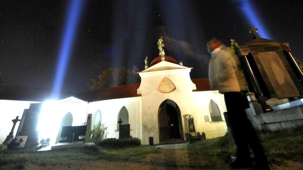 Santiniho kostel na Zelené hoře ve Ždáru nad Sázavou