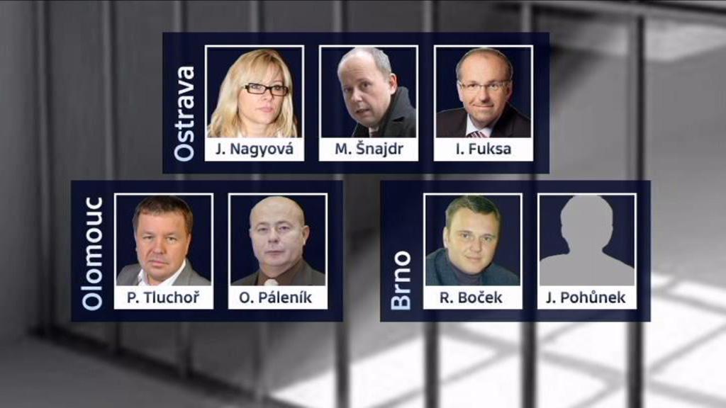 Stížnost na zadržování ve vazbě podali: