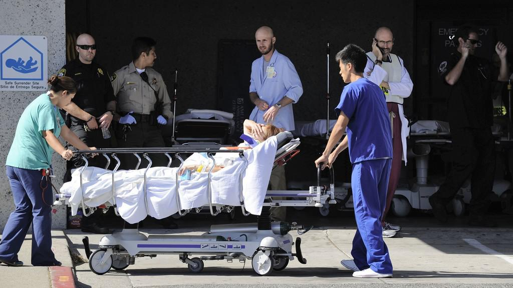 Při nehodě v San Francisku zraněny desítky lidí