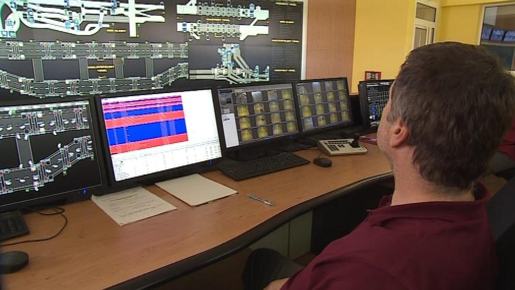 Dispečeři obsluhují také čtyři brněnské tunely