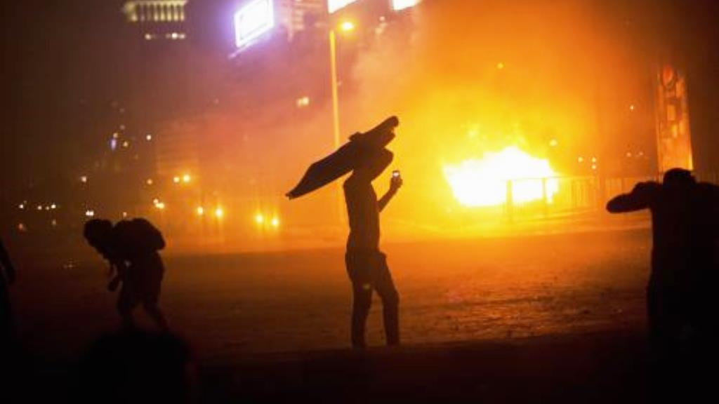 Střety v Egyptě