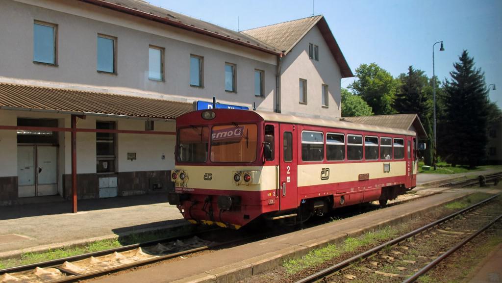 Regionální vlak