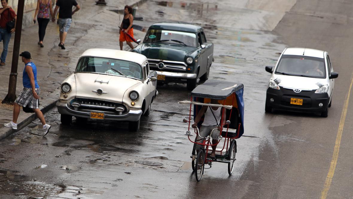 Silnice v Havaně