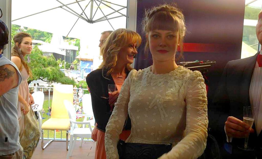 Jenovéfa Boková si v Revivalu zahrála produkční