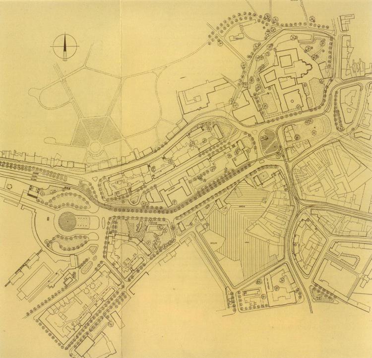 Návrh na přestavbu Mendlova náměstí