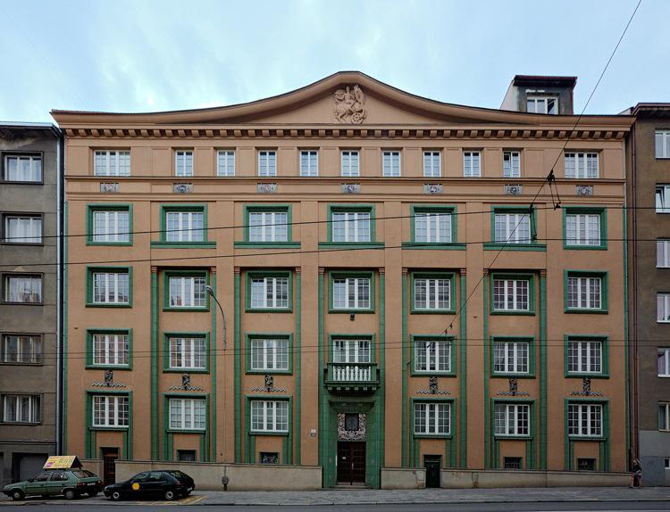Bytový dům pro zaměstnance Báňské a hutní společnosti