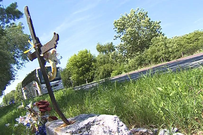 Na stezce u Nových mlýnu už zemřelo několik cyklistů