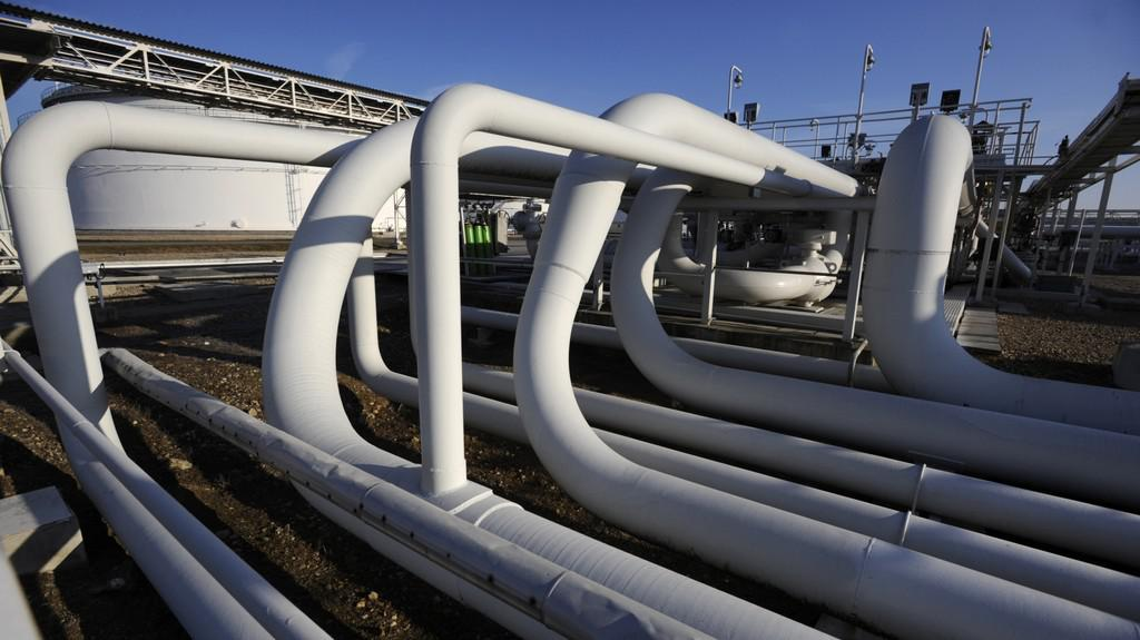 Dodávky ropy