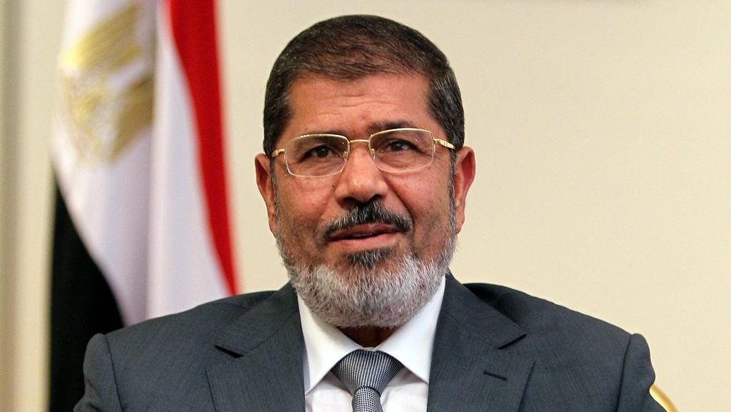 Egyptský prezident Muhammad Mursí