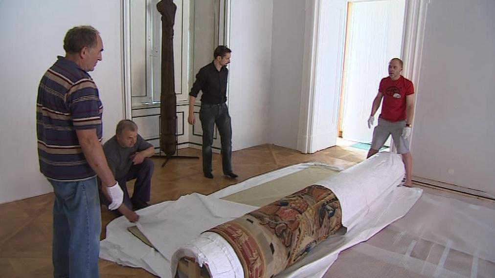 Výstava Valtice - Vídeň - Vaduz a zpět potrvá do konce srpna