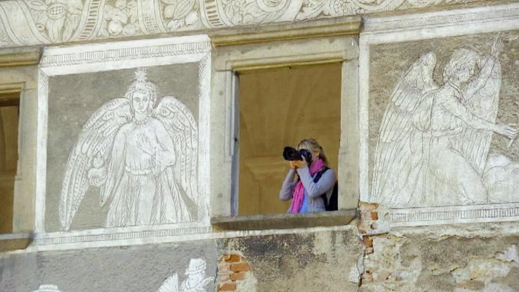 Návštěvníci Červené Řečice