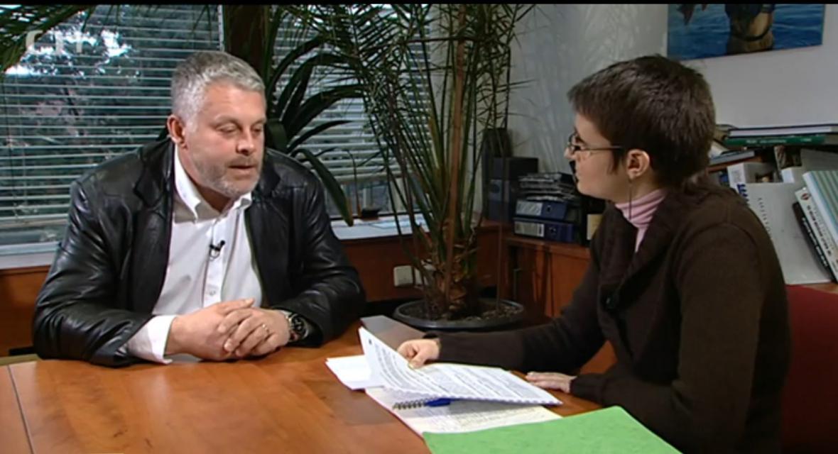 Jiří Toman, bývalý úředník pražského magistrátu z éry Pavla Béma