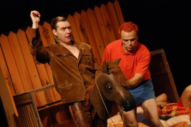 Rychlé šípy se ve Slováckém divadle hrají už od roku 2000