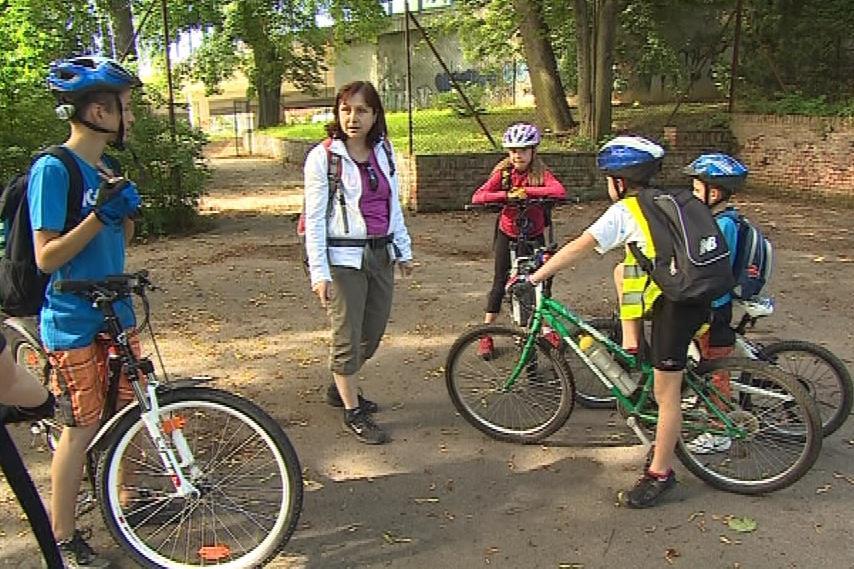 Příměstský tábor s cyklistickou tematikou