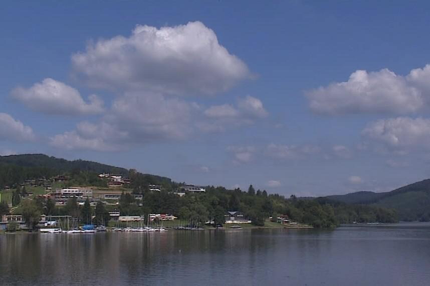 Brněnská přehrada hlásí dobrou kvalitu vody